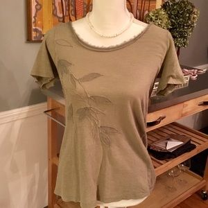 Ann Taylor Womens Medium T-Shirt